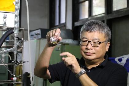 興大森林系王升陽教授介紹精油