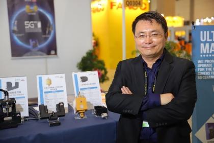 【勁報】興大學劉建宏教授所成立的「雷應科技股份有限公司」,其所開發超音波智能測量與智能驅動控制系統,在市場上具有高度的關注度。科技部產學研鏈結中心/提供