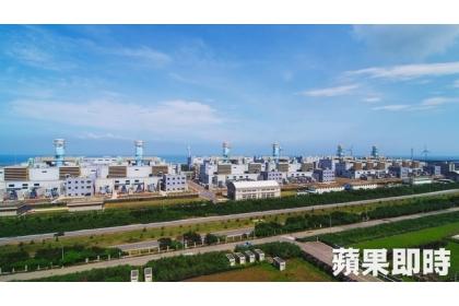 【蘋果日報】大潭電廠。資料照片