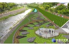 【媒體報導】中市南區水環境新亮點 旱溪康橋水岸工程預計明年1月施工