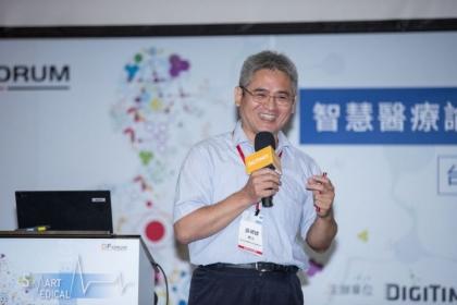 臺中榮民總醫院內科部胸腔內科吳明峰博士。