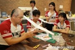 【媒體報導】正興城灣盃成大登場 師生歡樂PK電動飛機