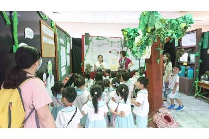 幼兒園參觀