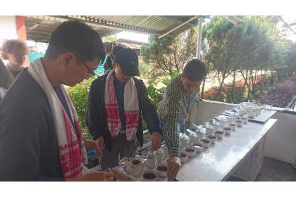 台灣與印度的品茶重點不同。