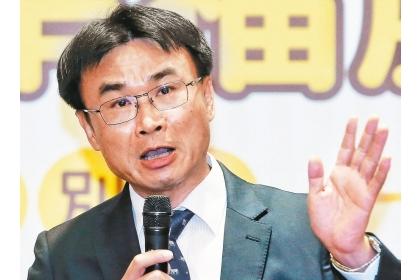 農委會主委將由副主委陳吉仲接任。 聯合報系資料照/記者鄭清元攝影