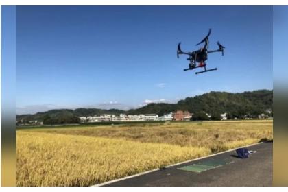多年前,地方政府採用空拍技術運用於天然災害勘查作業,但在這次大規模連續降雨,嚴重災害發生時,空拍技術並沒發揮作用。本報資料照片