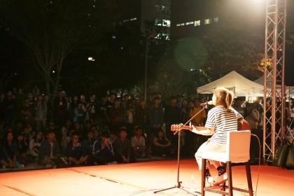 興大湖畔音樂季46組歌手開唱