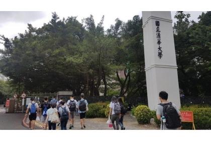 清華大學每年境外生(學位生)約1300多人,約占全校學生1萬5千多人的8%。本報資料照片