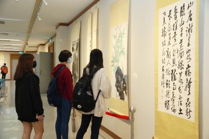 筆痕墨跡—史博館館藏名家書畫展 興大3月11日開展